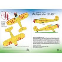 Beech 17 Staggerwing SE-BRY
