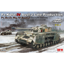 Panzer IV Ausf. J late / Pz.Beob.Wg IV Ausf.J 2in1