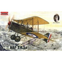 RAF S.E5a w/Hispana Suiza