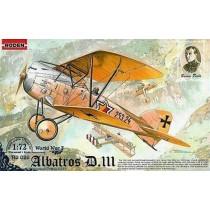 Albatros D.III Oeffag s. 253