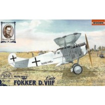 Fokker D.VIIF late