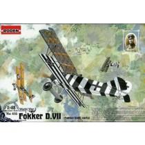 Fokker D.VII (Fokker-built, early)