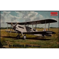 de Havillland Airco DH.4a. The worlds first commercial aircraft.