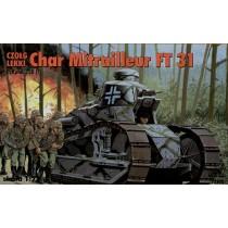 Char Mitrailleur FT 31