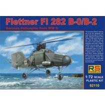 Flettner Fl 282B-0/Fl 282B-2
