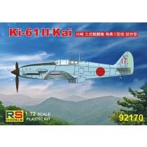 Kawasaki Ki-61-II Kai prototype