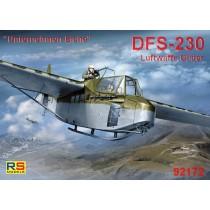 DFS 230 Unternehmen Eiche, decals for 3 a/c