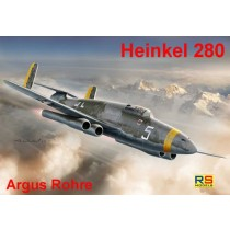 Heinkel He 280 Argus Rohre