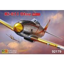 Kawasaki Ki-61 I Otsu The Ki-61 Hien /Type 3