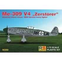 Messerschmitt Me309V-4