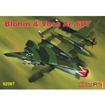 Blohm und Voss Ae607 German project