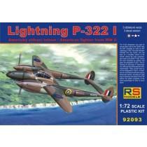 Lightning P-322 I