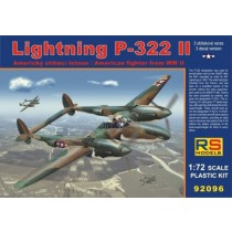 Lightning P-322 II