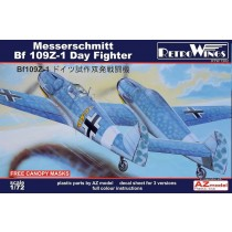 RetroWings Bf109Z-1 Day Fighter SE INFO