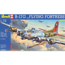 B-17G Flying Fortress NEW TOOLING
