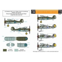 Gloster Gladiator in Swedish service VOL.2
