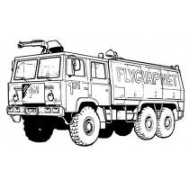 Scania Räddningsbil Rtgb 4112 w. decals