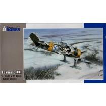 Fokker D.XXI 4. sarja with Wasp Junior engine