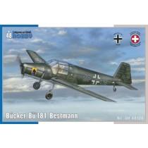 Bü181 Bestmann SwAF Sk25
