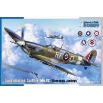 Spitfire Mk.VC Overseas Jockeys