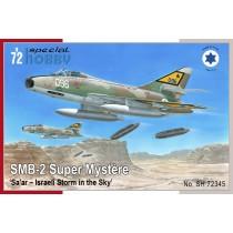 Dassault SMB-2 Super Mystere IDAF