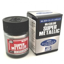 Stainless 18 ml - Mr. Color Super Metallic