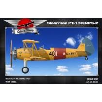 Stearman PT-13D/N2S-2