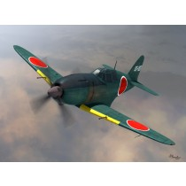 Mitsubishi J2M2 Raiden model 11 (late version)