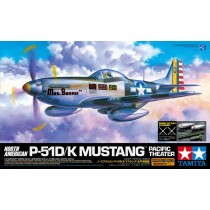 P-51D Mustang Pacific