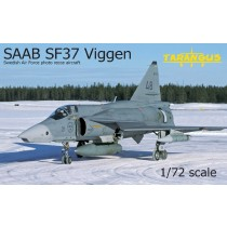 SAAB SF37 Photo Recce Viggen