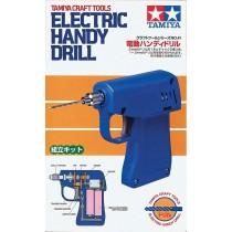 Electric handy drill 1-3 mm chuck (byggsats)
