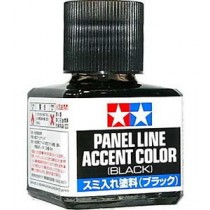 Panel Line Accent Color, Black 40ml