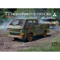 VW T3 Transporter pick-up Truck/Crew cab