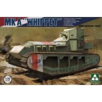 WWI Medium Tank Mk A Whippet
