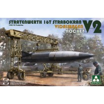 Stratenwerth 16t Strabokran 1944/45 Production w. V-2 Rocket & Vidalwagen