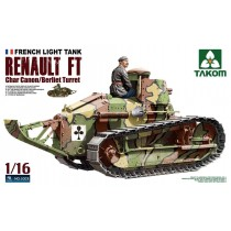 Renault FT-17 Char Canon / Berliet turret