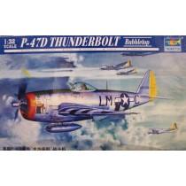 P-47D Thunderbolt Bubble-top