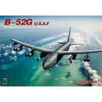 Boeing B-52G Stratofortress strategic Bomber 1/72