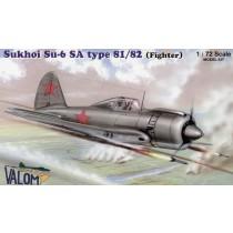 Sukhoi Su-6 M-82
