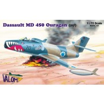 Dassault MD 450 Ouragan Israeli Defence Force/IDF