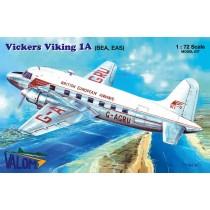 Vickers Viking Mk.1A BEA, EAS (G-AGRU, F-BMEU)