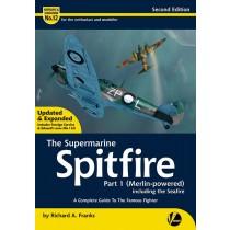 Airframe & Miniature No.12: Supermarine Spitfire p. 1 (Merlin-powered)