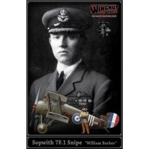 Sopwith 7F.1 Snipe William Barker
