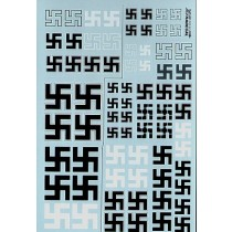 Swastikas WWII 1/32 + 1/24