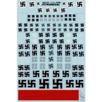 WWII Swastikas