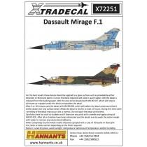 Dassault Mirage F.1C (9)