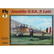 Ansaldo SVA.5 Late version