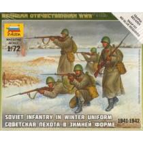Soviet Infantry (Winter Uniform)