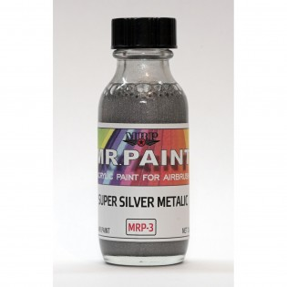 Super Silver Metallic 30 ml