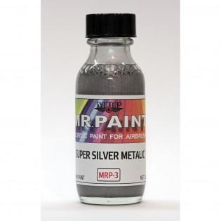 Super Silver Metallic 30 ml